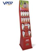 Buy cheap High Density Cardboard POS Displays , Drug Store Mobile Storage Shelving from wholesalers