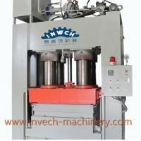 Buy cheap Plastic-sawdust Mixed Pallet Complete Production Line from wholesalers