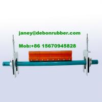 Buy cheap Hot sale high abrasion resistant polyurethane scraper secondary conveyor belt cleaners from wholesalers