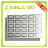 Buy cheap ISO 11784 14443A RFID Card Inlay Material PVC Customize 3*8 Layout from wholesalers