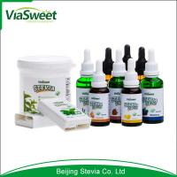 Buy cheap Multi flavors liquid sugar stevia leaf extract concentrates sweetener from wholesalers