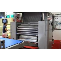 Buy cheap Siemens Plc Puff Pastry Paratha Making Machine With 2 Sets Of Laminating Devices from wholesalers