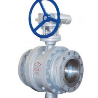 Buy cheap API600 Fixed Cast Steel Ball Valve , 3 Piece Stainless Steel Ball Valve from wholesalers