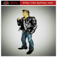 Buy cheap Plastic injection toy figures,pvc toy decoration figurines from wholesalers