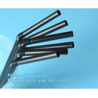 China Festivals theme : Christmas, Halloween, Valentine's day,straight for  Hot sale Eco-friendly paper drinking  bamboo straw on sale