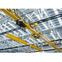 Buy cheap Heavy Duty Single Beam Overhead Crane To Heavy Machine Shops , Paper Mills from wholesalers