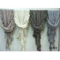 Buy cheap Embroidery Lace Trim Scarves (K1022) product