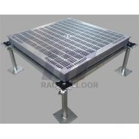 Buy cheap Convenient Removable Access Raised Flooring Aluminum with HPL Finish from wholesalers