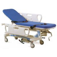 Buy cheap Multi - Functional Ambulance Stretcher Trolley , Hospital Medical Patient Trolleys from wholesalers