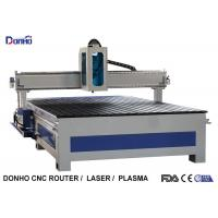 Buy cheap T-Slot Table 3 Axis CNC Router Machine For Wood Engraving And Cutting from wholesalers