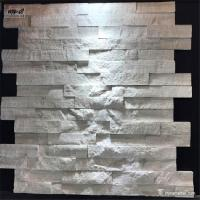 Buy cheap Slate Culture Stone Natural stone WPB-68 6×24 (150×600mm)6×22 (150×550mm) Z Shape from wholesalers