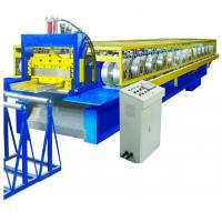 Buy cheap Auto Operation Standing Seam Metal Roof Machine 12-18m/Min CE SGS Approved from wholesalers