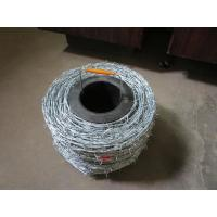 Buy cheap Anti - Climb Steel Barbed Wire Modern Security Fencing Materials Outdoor Use from wholesalers