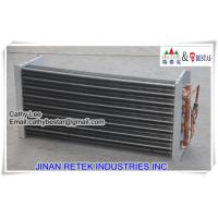 Buy cheap Finned Tybe Copper Tube evaporator for refrigeration System from wholesalers