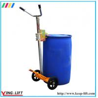 Buy cheap Oil Drum Hand Truck For Carrying On Slope DE450C from wholesalers