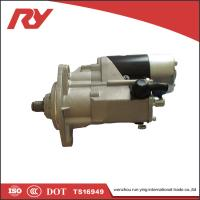Buy cheap Electric Vehicle Starter Motor , Diesel Engine Starter Motor 24V 4.5Kw Copper from wholesalers