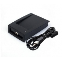 China USB Rechargeable 125KHZ EM Mifare Card Reader on sale