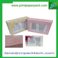Buy cheap Custom Printed Color Perfume Packaging Box Cosmetic Box Foldable Paper Box from wholesalers