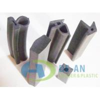 Buy cheap Custom Windshield Extruded Rubber Strip Door Seal For Refrigerator from wholesalers