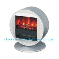 Buy cheap Portable ABS Pleasant Hearth Electric Fireplace , Bedroom Desktop Electric Fireplace from wholesalers