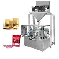 Buy cheap Premade pouch packing Dried fruit filling sealing machine from wholesalers