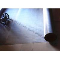 Buy cheap 150 x1400 Mesh Dutch Monel Wire Cloth For High Temperature Paint Nichrome Filter from wholesalers