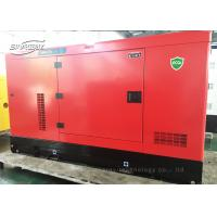 Buy cheap Gensets Perkins 300 Kva Diesel Generator 600L Fuel Tank Electric Start from wholesalers