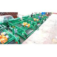 Buy cheap Api Standard Linear Motion Shale Shaker Oilfield Solid Control 1.5kw * 2 Motor Power from wholesalers