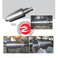 Buy cheap Large Alloy Steel Roller Forging 20CrMnMo Cr5 , Forged Roll Din Standard from wholesalers