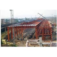 Buy cheap Industrial steel building from wholesalers