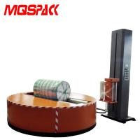 Buy cheap Variable Turntable Speed Reel Wrapping Machine Manual / Automatic Exchangeable from wholesalers