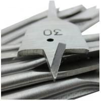 Buy cheap Inustrial quality helix shank flat drill bit specially for wood cutting from wholesalers