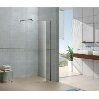 Buy cheap Free Installation Walk In Shower Enclosures Standing One Sided CE Certification from wholesalers