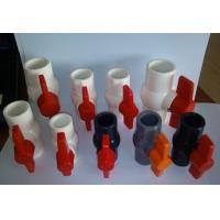 "Buy cheap UPVC ball valves and pipe fittings size  ½, ¾, 1 ¼, 1 ½, 2"", 2 ½, 3, 4 from wholesalers"