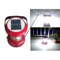 Buy cheap Functional Solar Camping Lamp ST03D for Area short electricity (With radio) from wholesalers