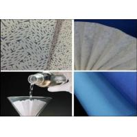 Buy cheap Polypropylene Meltblown Nonwoven Fabric , Breathable Polypropylene Filter Fabric from wholesalers