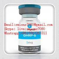 Buy cheap Injectable Natural Human Growth Hormone Peptide Ghrp-6 10mg/ Vial For Muscle Growth from wholesalers