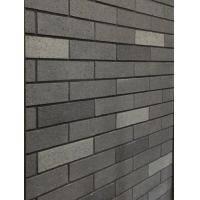Gray Mixed Color Split Face Brick With Wire Cut Surface Acid Resistance