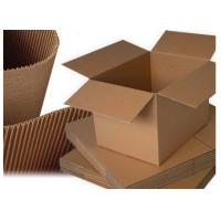 Buy cheap Moisture Proof Corrugated Carton Box , Shipping Cardboard Boxes Offset Printing from wholesalers