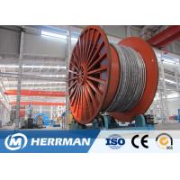 Buy cheap High Efficiency Hose Making Machine Under Roller Type Pipe Take Up Stand from wholesalers
