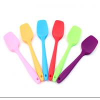 China 2016 Durable silicon rubber shovel,hot sale new design kitchen tools,silicone turner on sale
