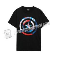 Buy cheap Card Cheat Device / 3m Transmitter spy shirt button camera For Winner Analyzer from wholesalers