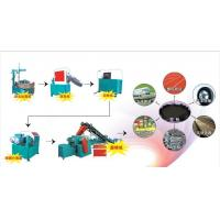 Buy cheap Waste Tyre  Recycling Machine,Rubber Powder Poduction Line,Rubber Powder Machine,Rubber Recycling Plant from wholesalers