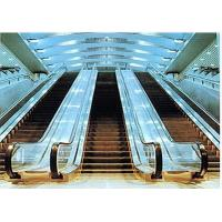 Buy cheap OHSAS18001 Outdoor Escalator with lots of pattern and personal service from wholesalers