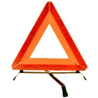 Buy cheap Reflecting portable traffic sign and LED Reflective warning triangle for car road way safe from wholesalers