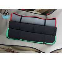 Buy cheap Foam Universal Neoprene Seat Cover , Neoprene Car Seat Covers Polyester Fabric from wholesalers