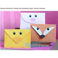 Buy cheap Custom design A4 A5 A6 paper kraft gift brown envelope with string,wedding invitation fancy kraft paper foil envelopes from wholesalers