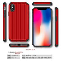 Buy cheap TPU + PC Kickstand Smartphone Protective Case For iphone X / Hybrid Armor Cell Phone Case Accessories from wholesalers