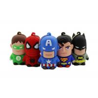 Buy cheap OEM Silicone Rubber Cartoon Character Shape PVC USB Flash Pen Drive 4GB 8GB from Wholesalers