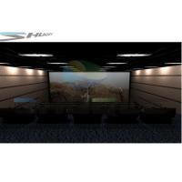 Buy cheap 4D Movie Theater Simulator, XD Cinema Film For 50 / 120 Persons Room product
